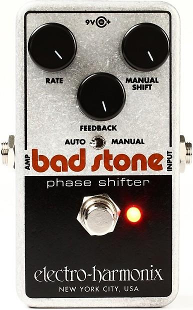electro harmonix bad stone phase shifter pedal reverb. Black Bedroom Furniture Sets. Home Design Ideas