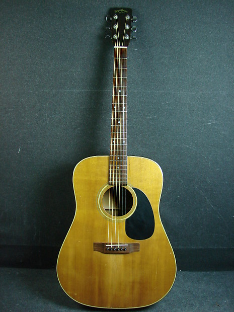 80s sigma guitars dm 18 mij acoustic electric guitar reverb. Black Bedroom Furniture Sets. Home Design Ideas