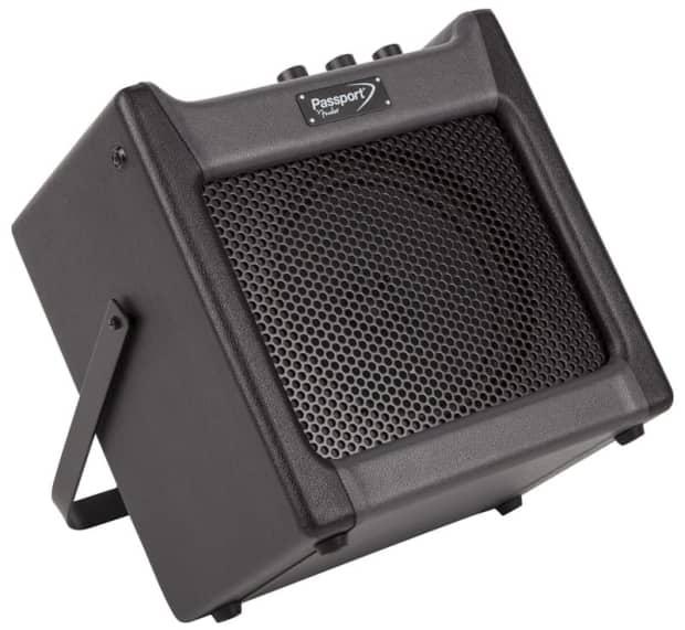 fender passport mini portable pa guitar vocal combo amplifier reverb. Black Bedroom Furniture Sets. Home Design Ideas