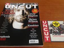 Kurt Cobain Uncut magazine With CD.  2006 image