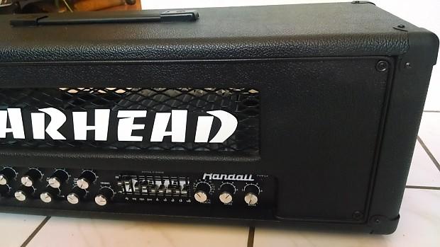 randall warhead wh300 dimebag darrell signature amp reverb. Black Bedroom Furniture Sets. Home Design Ideas
