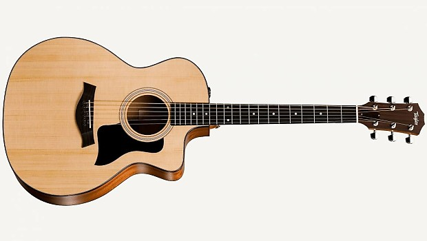 Taylor 114ce 2012 Natural Reverb