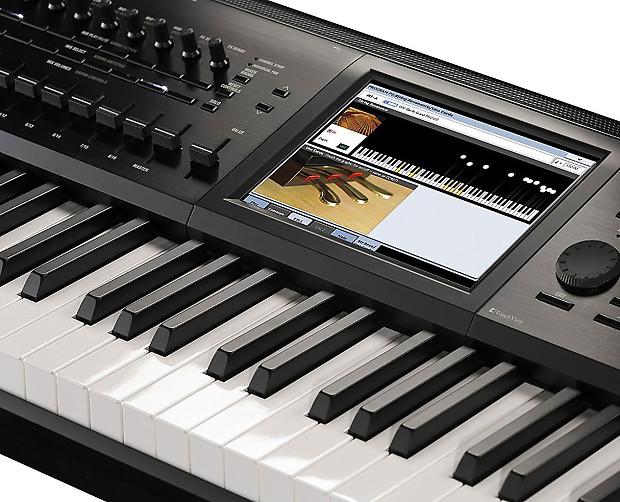 Korg Kronos Workstation Keyboard : korg kronos 2 61 key synthesizer workstation keyboard used reverb ~ Hamham.info Haus und Dekorationen