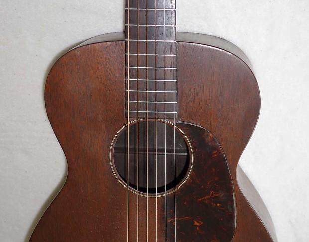 vintage 1933 martin o 17 mahogany pre war parlor guitar reverb. Black Bedroom Furniture Sets. Home Design Ideas