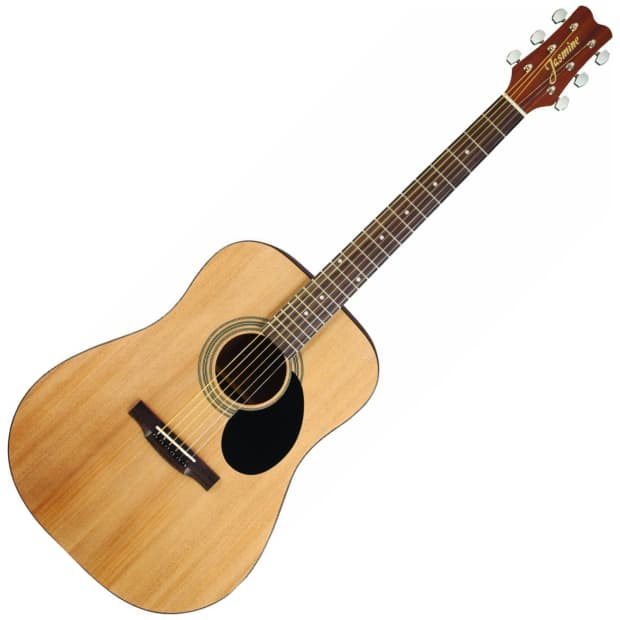 jasmine by takamine s35 dreadnought acoustic guitar reverb. Black Bedroom Furniture Sets. Home Design Ideas