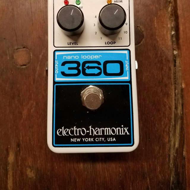 Electro-Harmonix 360 Nano Looper image