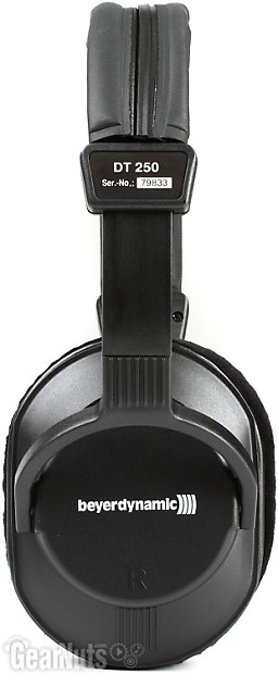 Beyerdynamic DT250 80 Ohm Black