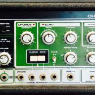 Roland RE-301 Tape Delay Echo Chorus 1978 Black & Green