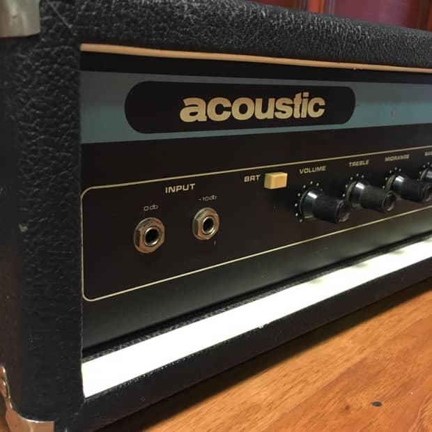 Vintage Bass Amplifier 3