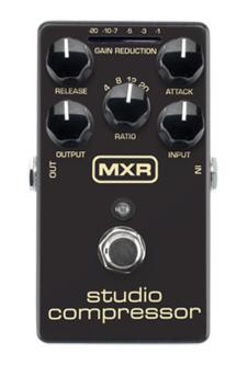 MXR M76 Studio Compressor pedal image