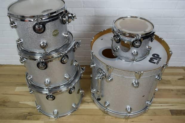 dw collectors series 5 piece maple drum set kit reverb. Black Bedroom Furniture Sets. Home Design Ideas