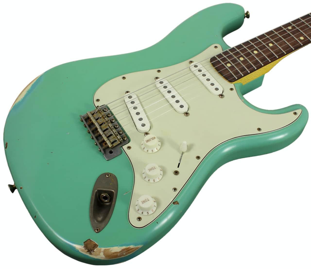 nash s 63 guitar seafoam green reverb. Black Bedroom Furniture Sets. Home Design Ideas