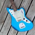 Fender Jaguar 99-02 Lake Placid Blue With Matching Headstock image