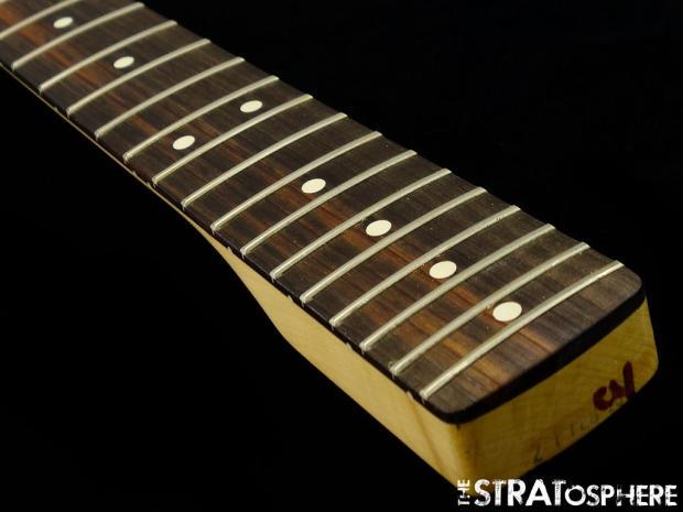 2016 fender stratocaster standard strat neck guitar parts 9 5 radius c rosewood reverb. Black Bedroom Furniture Sets. Home Design Ideas
