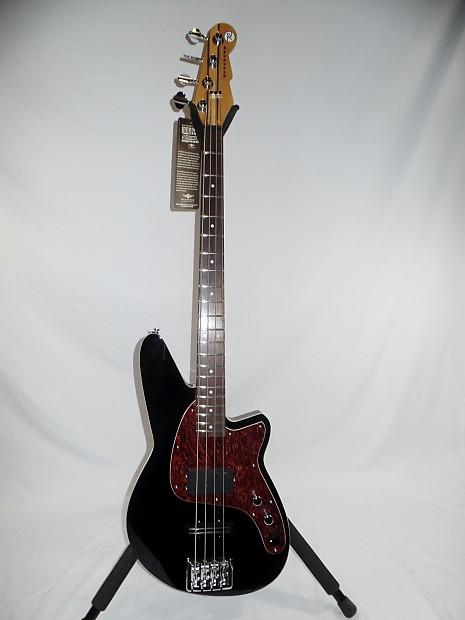 reverend guitars decision bass in midnight black reverb. Black Bedroom Furniture Sets. Home Design Ideas
