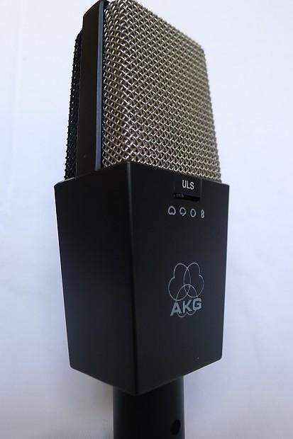 Akg C414 B Uls : akg c414 b uls with mount windscreen super clean reverb ~ Vivirlamusica.com Haus und Dekorationen