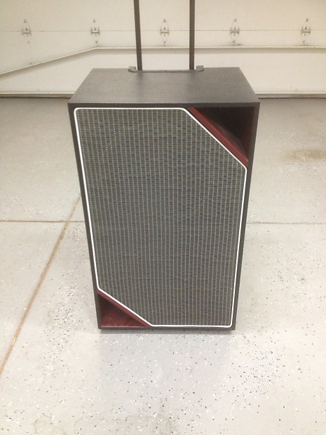 how to build a bass amp cabinet