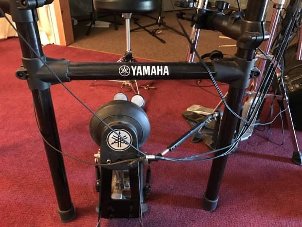 Yamaha dtx 562k 6pc electric drum set electronic kit extra for Yamaha dtx pad set