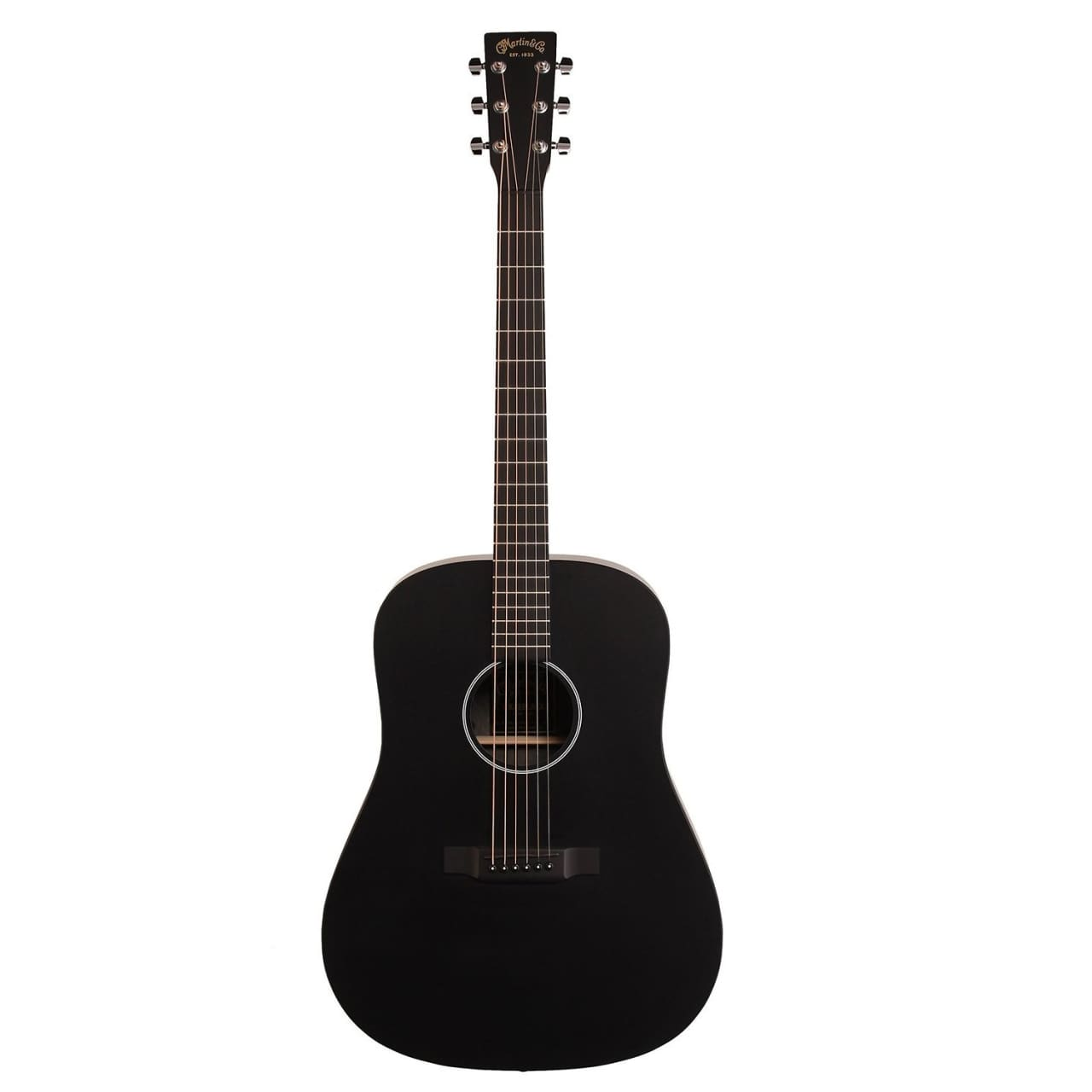 martin dxae dreadnought black acoustic electric guitar reverb. Black Bedroom Furniture Sets. Home Design Ideas