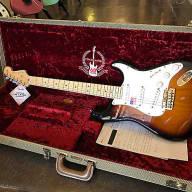 <p>2014 Fender 60th Anniversary Stratocaster (Tobacco Sunburst)</p>  for sale