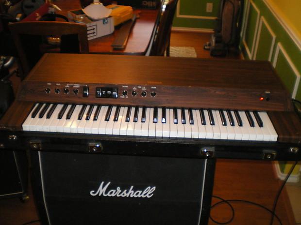 vintage yamaha electric piano cp 20 1979 woodgrain reverb. Black Bedroom Furniture Sets. Home Design Ideas