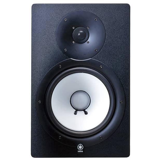 Yamaha hs80m 8 ns studio monitor each reverb for Yamaha hs80m specs