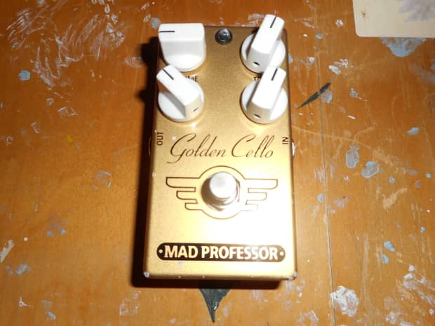 Mad Professor Golden Cello : mad professor golden cello golden reverb ~ Hamham.info Haus und Dekorationen