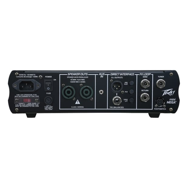 peavey minimega bass head amp reverb. Black Bedroom Furniture Sets. Home Design Ideas
