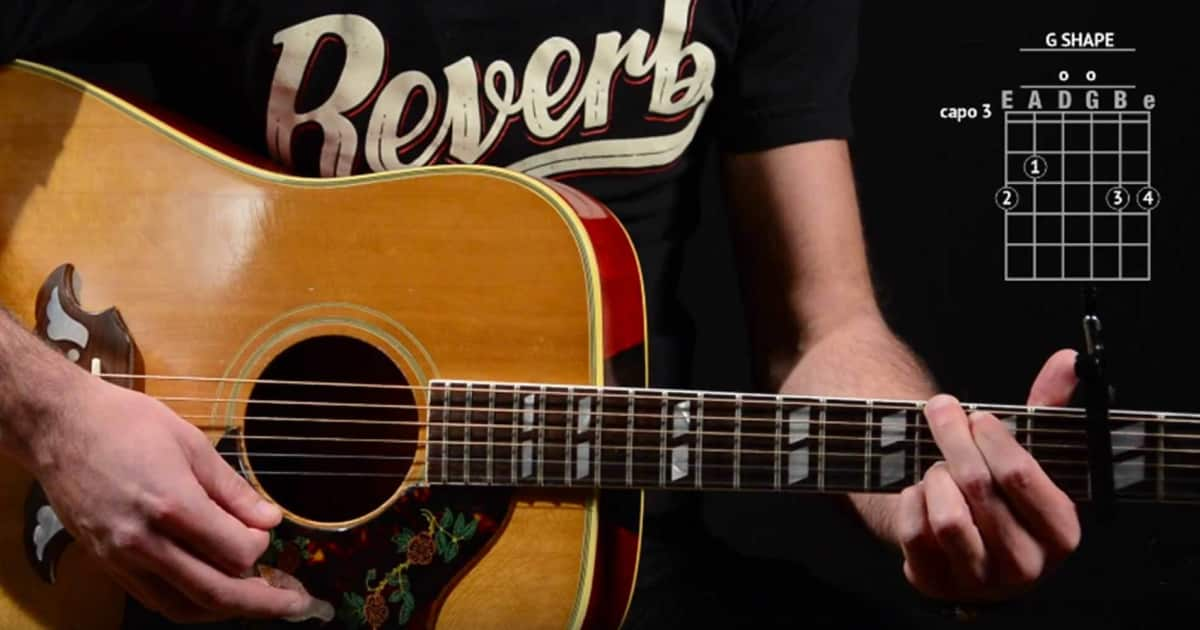 """Learn To Play: Tom Petty's """"Free Fallin'"""" 