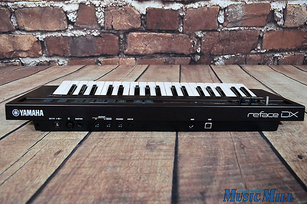 yamaha reface dx synthesizer reverb. Black Bedroom Furniture Sets. Home Design Ideas