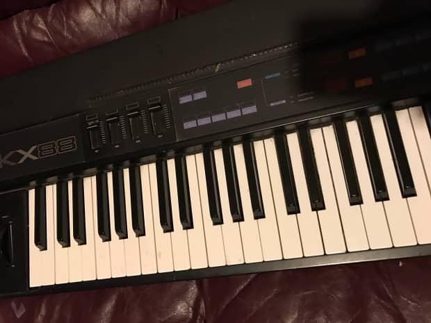 Yamaha kx 88 master midi keyboard controller reverb for Yamaha midi controller keyboard
