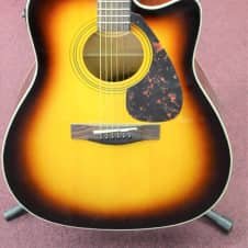 Yamaha FX 335C 6-String Acoustic Electric Guitar image