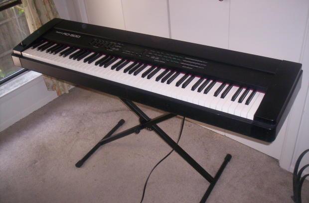 roland rd 500 digital piano reverb. Black Bedroom Furniture Sets. Home Design Ideas