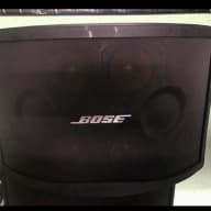 2x Bose Panaray 802 Series III Speakers Pair DJ PA