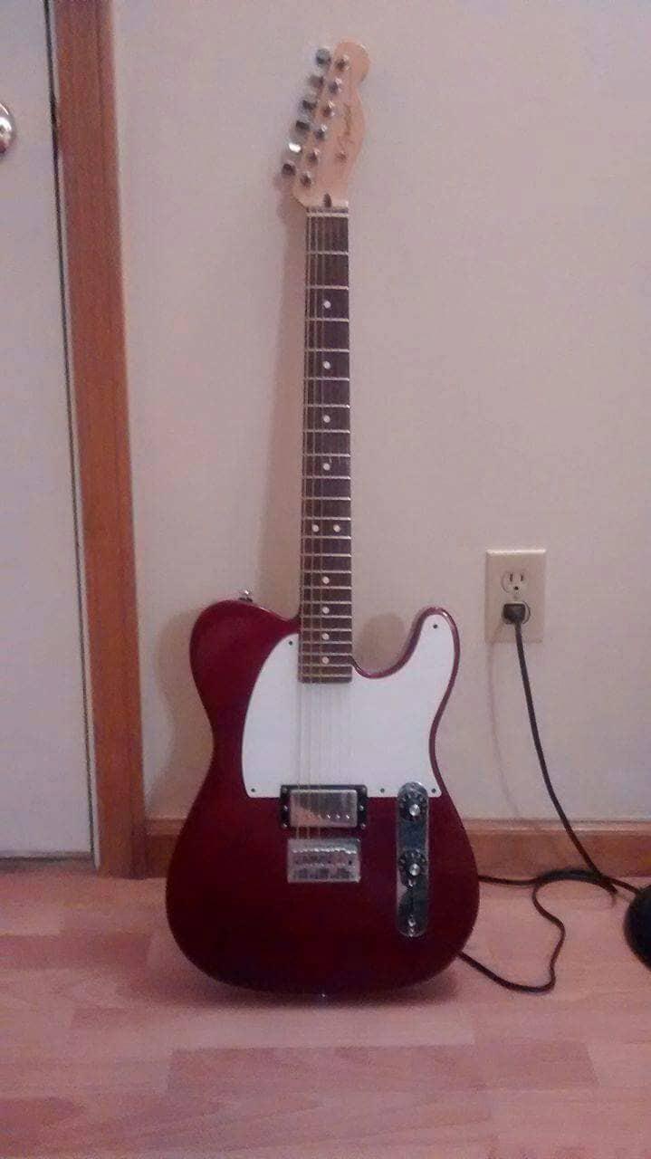 Fender Telecaster Mim Seymour Duncan Great Tone Reverb
