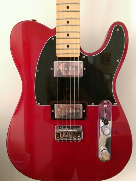 fender blacktop telecaster p90 39 s free case reverb. Black Bedroom Furniture Sets. Home Design Ideas