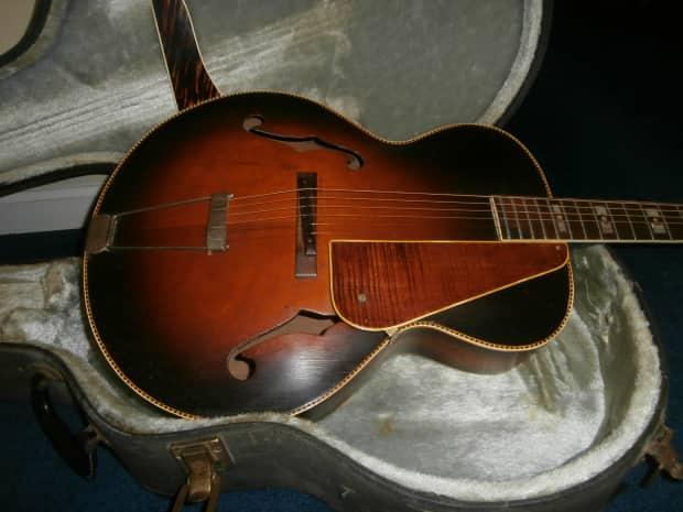 vintage 1930 39 s recording king gibson 1124 m5 acoustic reverb. Black Bedroom Furniture Sets. Home Design Ideas