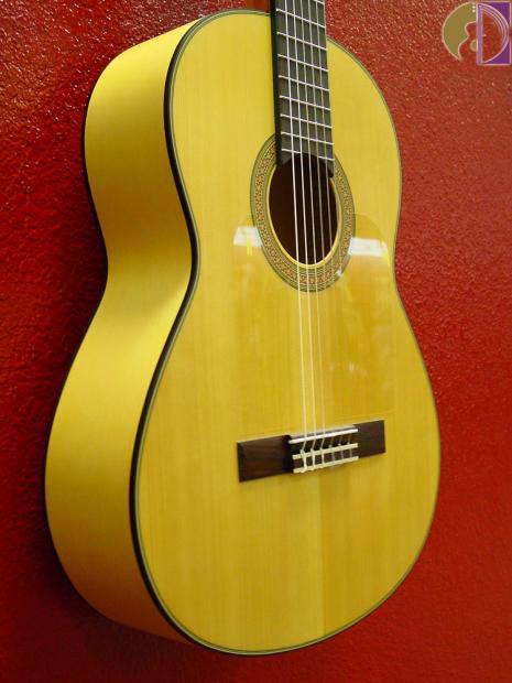 Flamenco Action On Yamaha Classical Guitar