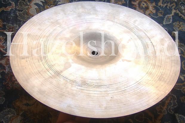 vintage zildjian cymbal eBay