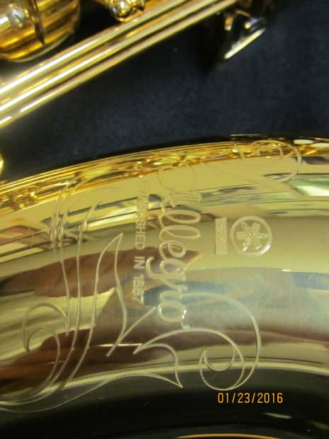 Yamaha Yts Al Tenor Saxophone
