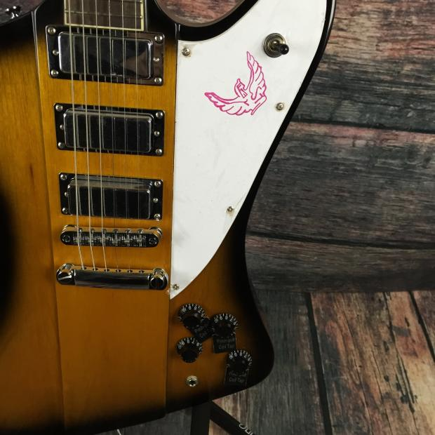 Firebird GAS: Dillion content - video review | A Guitar Forum