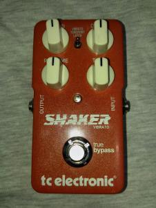 TC Electronic Shaker Vibrato image