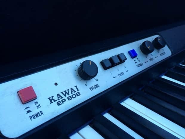 Yamaha Electric Piano Out Of Tune