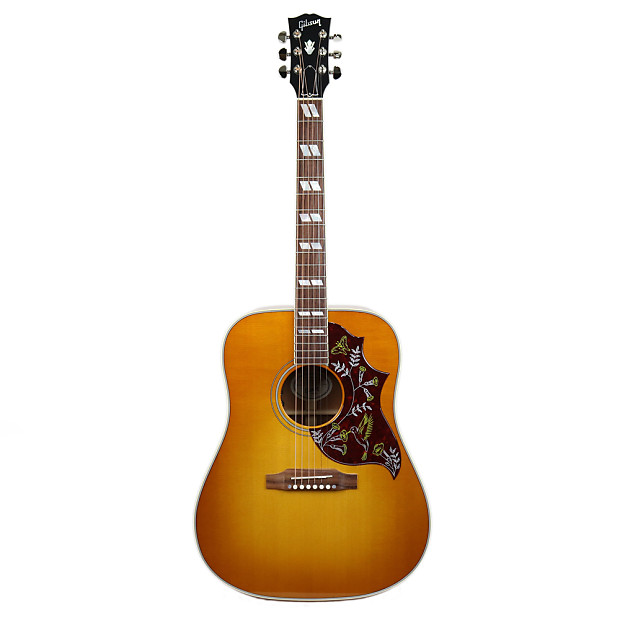 used gibson hummingbird dreadnought acoustic electric guitar reverb. Black Bedroom Furniture Sets. Home Design Ideas