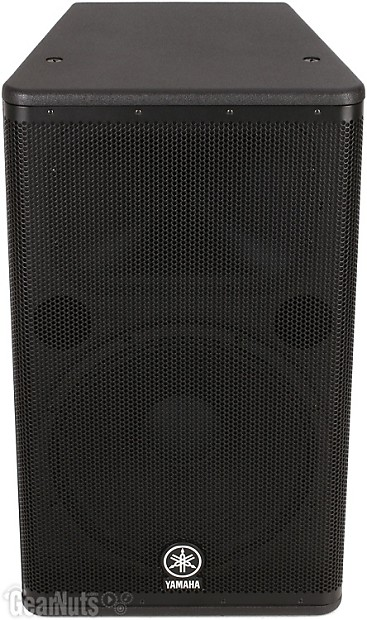 Yamaha dsr115 1300w 15 powered speaker reverb for Yamaha 15 speakers