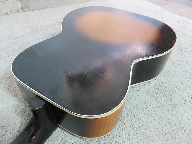 Vintage acoustic guitars cheap