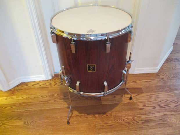 Sonor vintage sonor phonic 18 x 16 floor tom 1970s reverb for 16 floor tom