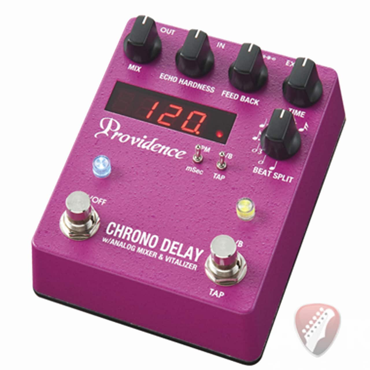 Delay Pedal With Presets : providence dly 4 chrono delay pedal a b memory presets reverb ~ Hamham.info Haus und Dekorationen