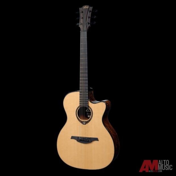 lag tse 701ace acoustic electric auditorium guitar snakewood reverb. Black Bedroom Furniture Sets. Home Design Ideas