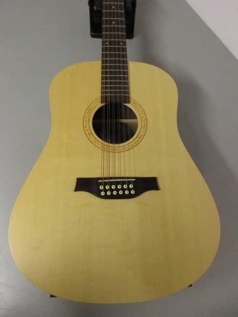 seagull walnut 12 12 string acoustic guitar reverb. Black Bedroom Furniture Sets. Home Design Ideas